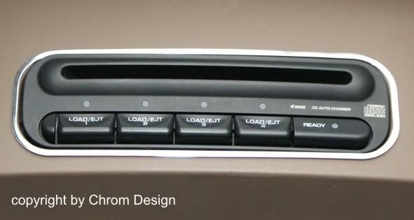 Blende CD Spieler für Chrysler Sebring
