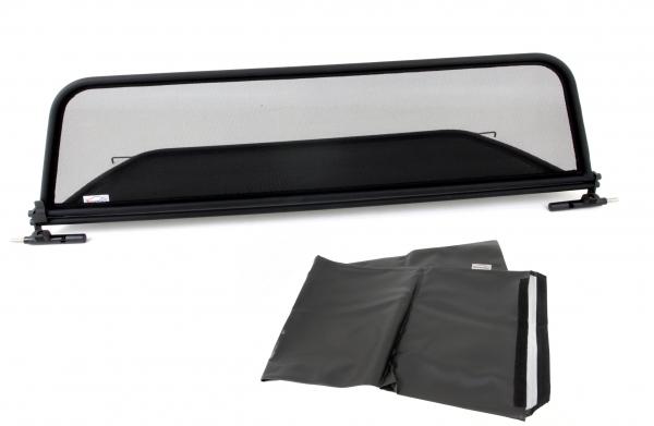 AIRAX Windschott für BMW 3er Modell Typ E36 mit Schnellverschluss und Tasche