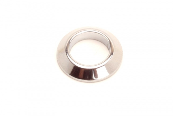 Handschuhfachschloss Ring in Aluminium verchromt 1 tlg.